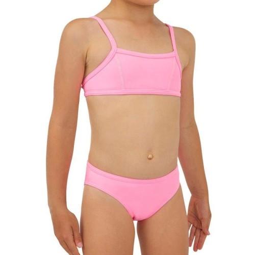 Foto Produk Olaian Bikini Anak Perempuan Bali A11A Decathlon - 8544474 - 103-112cm 4-5th dari Decathlon Indonesia
