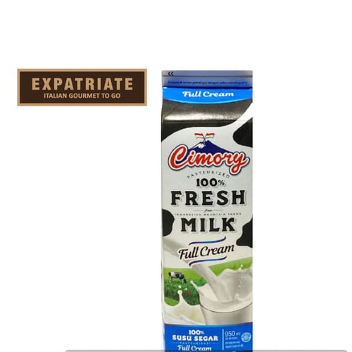 Foto Produk Cimory Fresh Milk 950ml 1 karton (12pcs) dari Expatriate Gourmet To Go