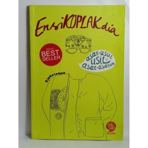 Foto Produk BUKU ENSIKOPLAKDIA DJOKOLELONO - PASTEL BOOK dari Mizanstore