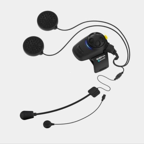 Foto Produk SENA SMH5-FM BLUETOOTH COMMUNICATION INTERCOM DUAL PACK dari THC-The Helmet Corp