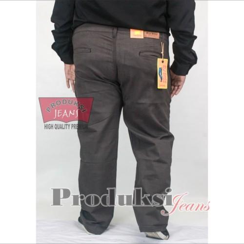 Foto Produk celana chino jumbo size 40-50 dari produksijeans