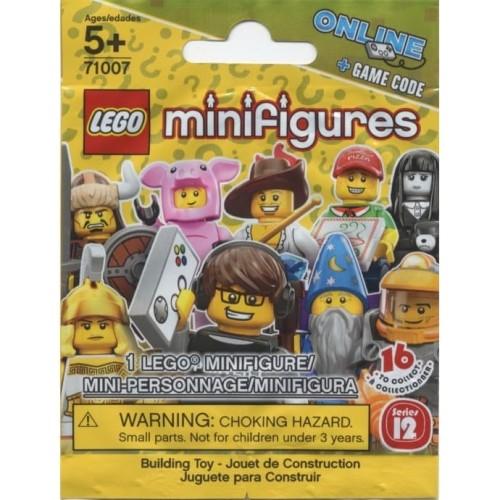 Foto Produk Lego Minifigures Series 12 (Complete Set - 16pcs) dari Melody Shop