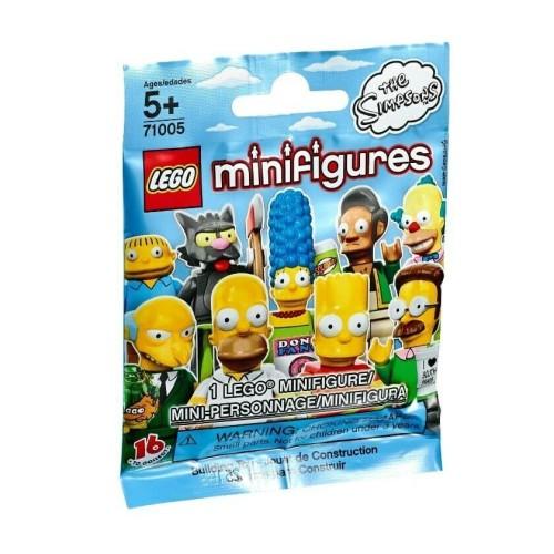 Foto Produk Lego Minifigures The Simpson (complete set - 16 pcs) dari Melody Shop