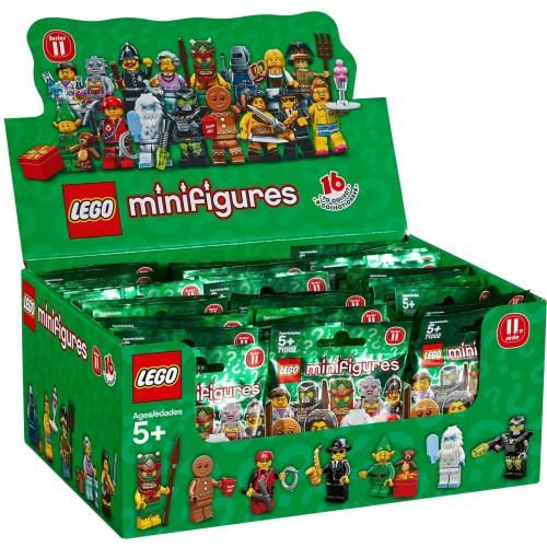 Foto Produk Lego Minifigures Series 11 (Complete Set - 16pcs) dari Melody Shop