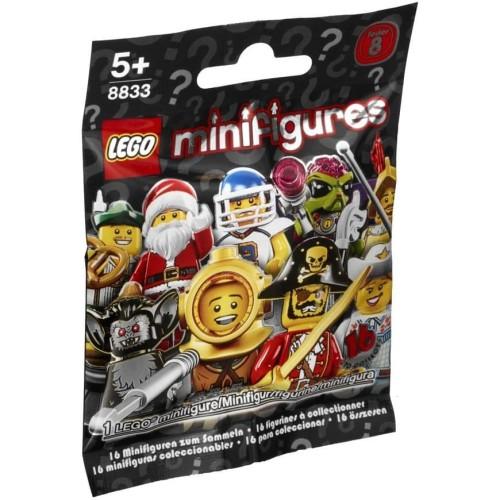 Foto Produk Lego Minifigures Series 8 (Complete Set - 16pcs) dari Melody Shop