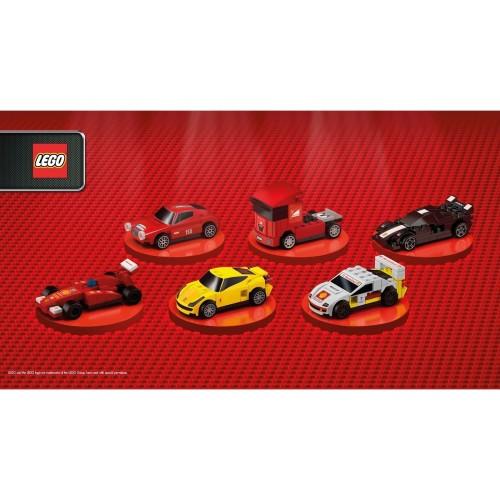 Foto Produk Lego Shell V-Power Ferrari Series 1 2012 (Complete Set - 7 Pcs) dari Melody Shop