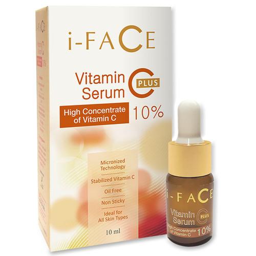 Foto Produk I-FACE IFACE VITAMIN C SERUM 10 ML MENCERAHKAN DAN MELEMBABKAN KULIT dari Orvin Health & Beauty