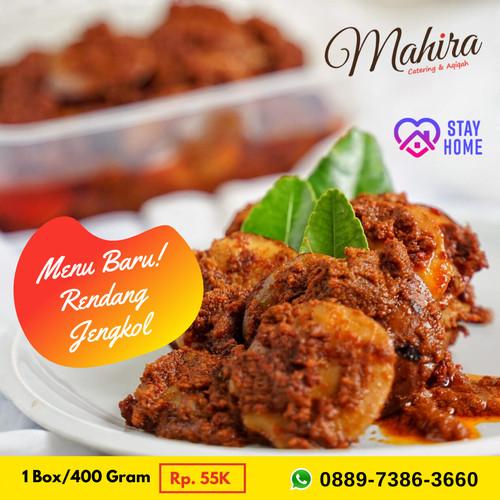 Foto Produk Rendang Jengkol dari Mahira Catering & Aqiqah