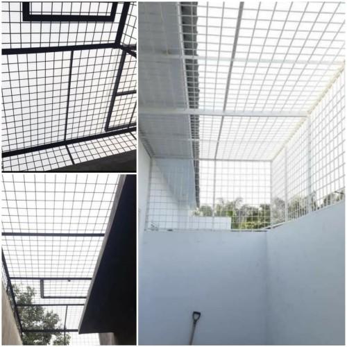 Foto Produk Kerangkeng Besi Pengaman Rumah dari wijaya-mandiri