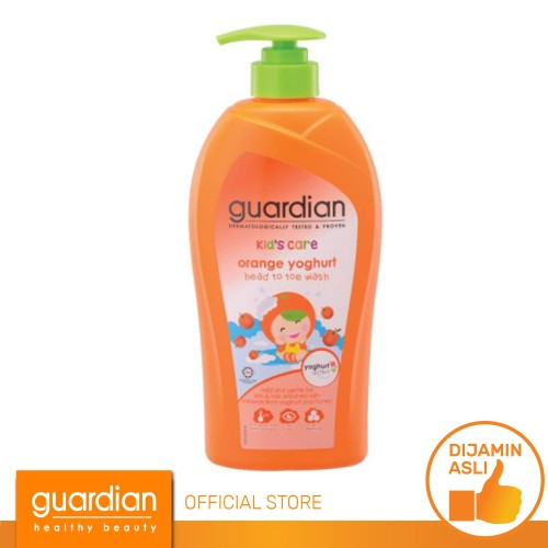 Foto Produk Guardian Kids Head Toe Orange 750 ml dari Guardian Official Store