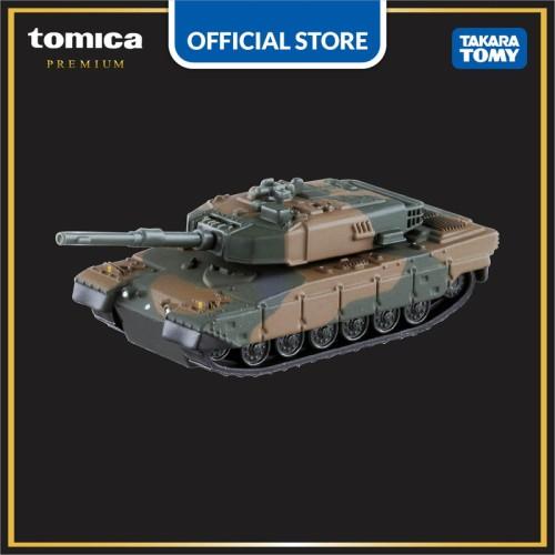 Foto Produk Tomica Premium #03 JSDF Type 90 Tank dari Takara Tomy