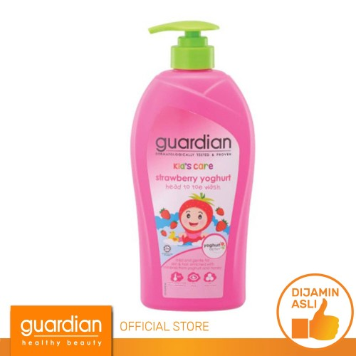 Foto Produk Guardian Kids Head Toe Strawberry 750 ml dari Guardian Official Store