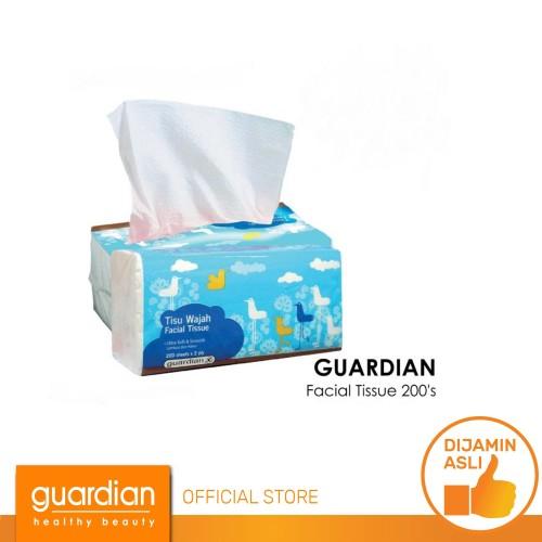 Foto Produk Guardian Facial Tissue 200 Sheets dari Guardian Official Store
