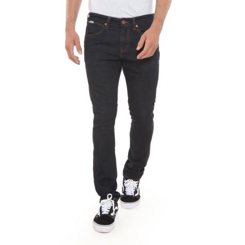 Foto Produk Wrangler Men Long Pant Denim Vegasbmcbc08P18 Dark Blue - Dark Blue, 27 dari Wrangler Indonesia