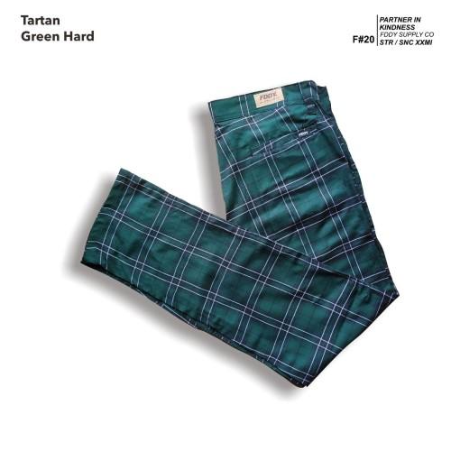 Foto Produk fruddy duddy - fddy - tartan - pants - grean hard - S dari Fruddy Duddy