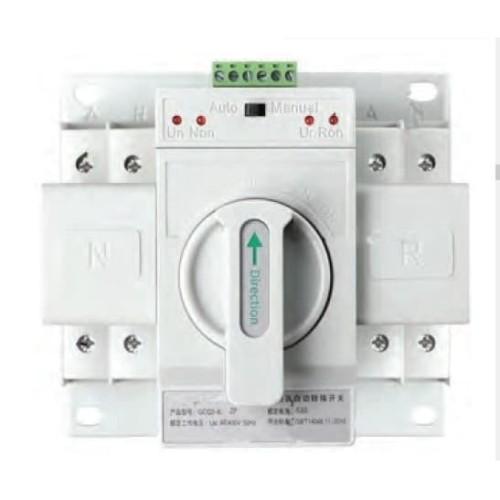 Foto Produk Automatic Change Over Switch ( COS ) 2POLE 63A 0N-0FF-0N dari Raspberry Pi Distributor