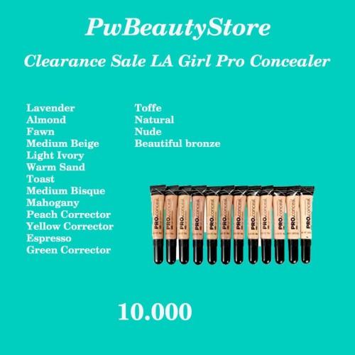 Foto Produk Clearance Sale LA girl Pro Concealer dari pwbeautystore