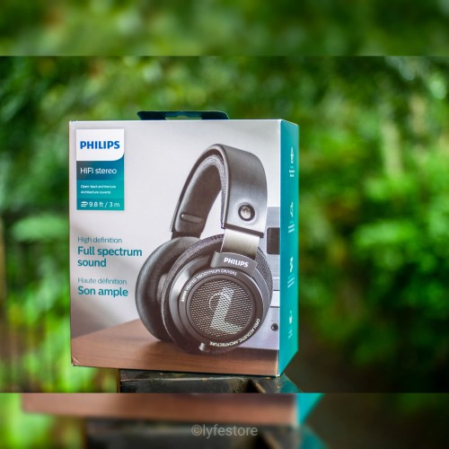 Foto Produk Headphone Philips SHP9500 Untuk Fiio Ibasso Shanling Cayin Walkman - New Packaging dari Lyfe Store