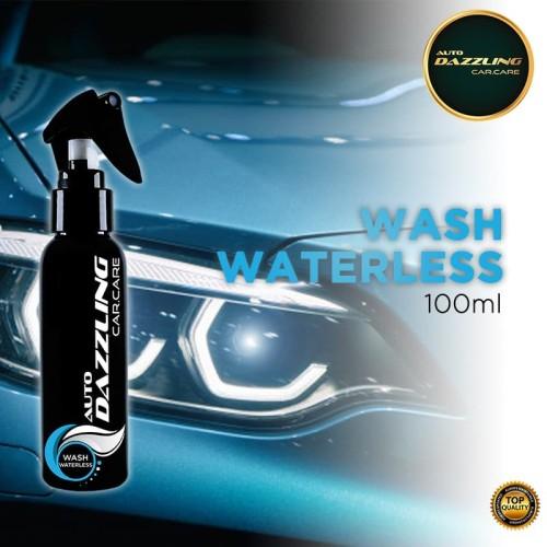 Foto Produk Wash Waterless 100ml Cuci Motor Tanpa Air dari PERWATAN KENDARAAN