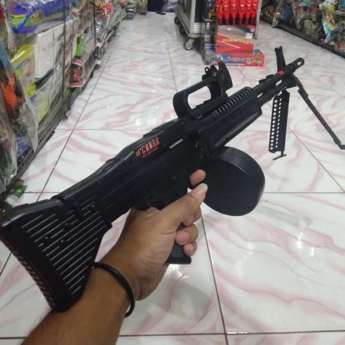 Foto Produk Mainan Airsoftgun Cobra (Tembakan Rambo M159) dari Bang izal Toys