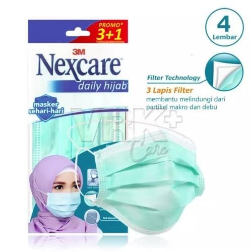 Foto Produk Masker Nexcare Hijab Headloop dari VRK_watches