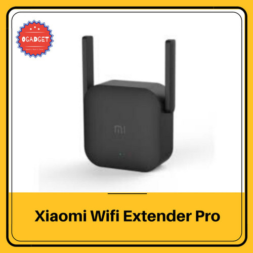 Foto Produk Xiaomi Wifi Extender Pro Repeater Amplifier 300Mbps with 2 Antenna R03 dari Ogadgetonline