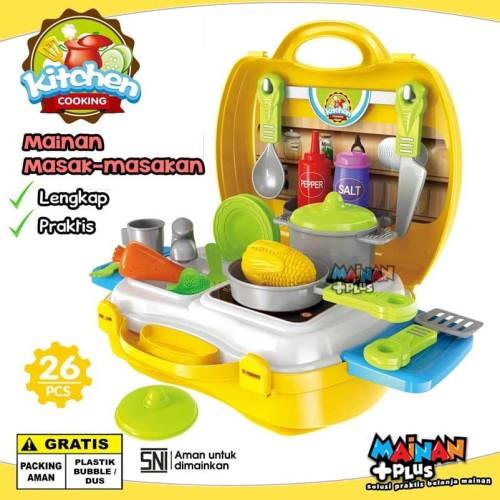 Foto Produk Mainan Dream Kitchen Suitcase - Gratis packing tambahan* dari MainanPlus