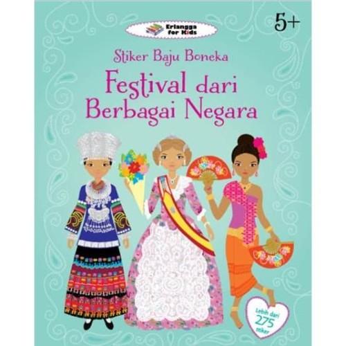 Foto Produk STIKER BAJU BONEKA: FESTIVAL DARI BERBAGAI NEGARA dari Penerbit Erlangga
