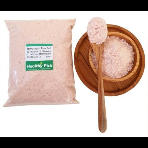 Foto Produk Himalayan Pink Salt 1 kg Garam Himalaya dari Fave Store