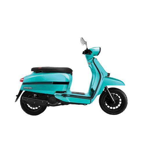 Foto Produk LAMBRETTA - V125 SPECIAL BLUE MINT SUPER GLOSS (ON THE ROAD JAKARTA) dari Lambretta Indonesia