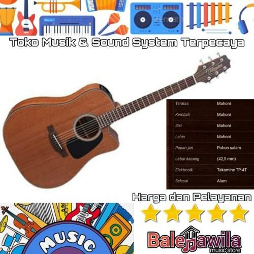 Foto Produk Gitar Akustik Elektrik Takamine GD11MCE NS Gitar Takamine GD11MCE NS dari TIPTOP MUSIK&SOUNDSYSTEM