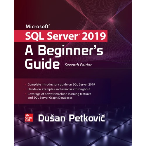 Foto Produk Dusan Petkovic - Microsoft SQL Server 2019 dari buku referensi komputer internet