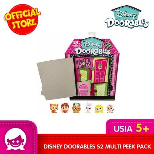 Foto Produk Mainan Figur Koleksi DISNEY DOORABLES S2 Multi Peek Pack dari Toyspedia Indonesia