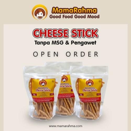 Foto Produk Cheesestick Mamarahma 3pcs dari MamaRahma snack