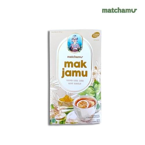Foto Produk Matchamu - Makjamu 3 x 10gr - Minuman Herbal dari Jagapati