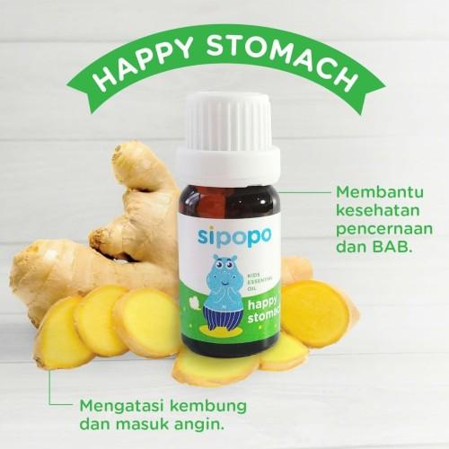 Foto Produk SIPOPO – HAPPY STOMACH dari Motau
