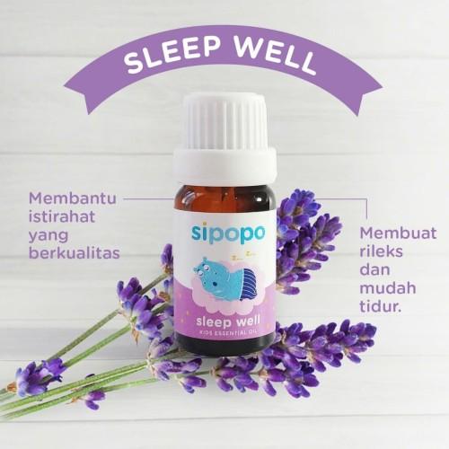 Foto Produk SIPOPO – SLEEP WELL dari Motau