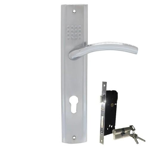 Foto Produk GAGANG PINTU Handle pintu Set Bellezza HPS 127.001 dari Kenari Djaja