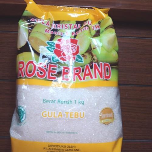 Foto Produk Gula Kristal Rose Brand dari Ronald Mobilindo Gold