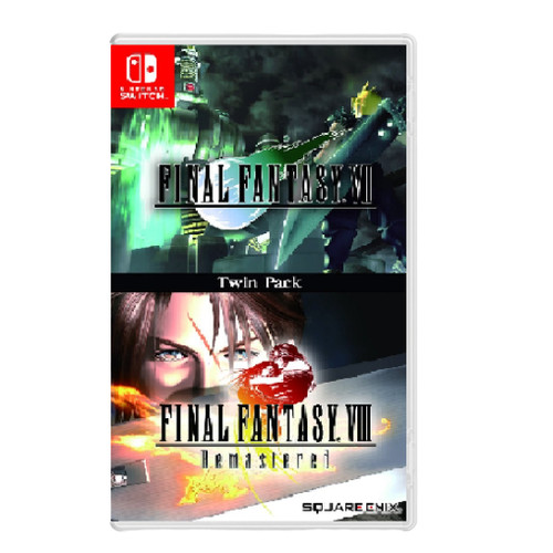 Foto Produk Switch Final Fantasy VII & VIII Remastered Twin Pack (english) dari PS Enterprise Official
