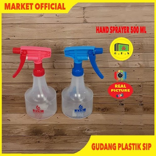 Foto Produk Hand Sprayer / Semprotan Air / 500 mL / Lion Star dari Gudang Plastik SIP