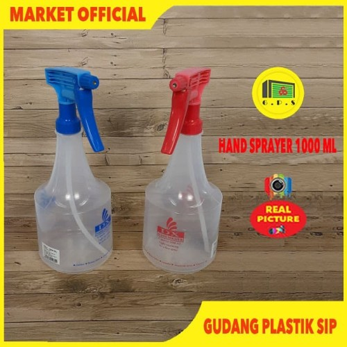 Foto Produk Hand Sprayer / Semprotan Air / 1000 mL / Lion Star dari Gudang Plastik SIP