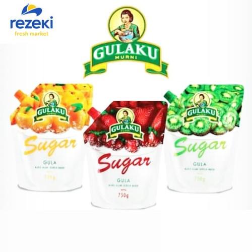 Foto Produk Gulaku Pouch 750gr dari Rezeki Fresh Market