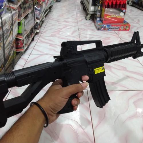 Foto Produk Unit Airsoftgun Spring Cobra M16 dari Bang izal Toys