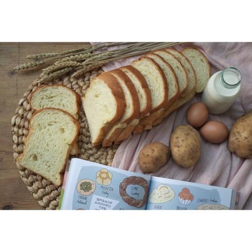 Foto Produk Roti Tawar Kentang dari ROTI ENENG