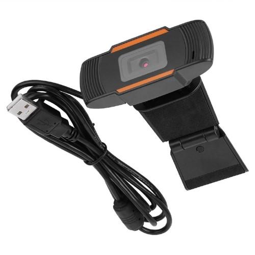 Foto Produk Android TV Kamera Webcam HD 720P 12MP USB 2.0 dengan Mic untuk Skype dari KIDPRINCESS