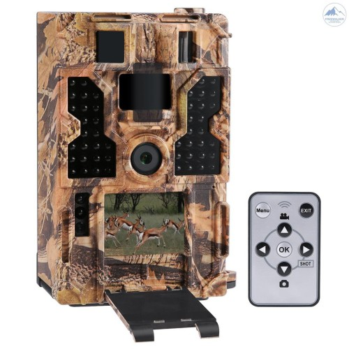 Foto Produk Fw-tomshoo Kamera Trail Hunting 20M 1080P 30FPS dengan Night Vision dari KIDPRINCESS