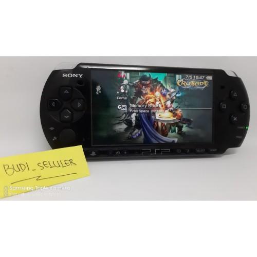 Foto Produk SONY PSP 3000 + MEMORY 16GB FULL GAMES - 32 GB dari Budi_Seluler