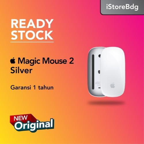 Foto Produk Apple Magic Mouse 2 - Silver dari iStorebdg