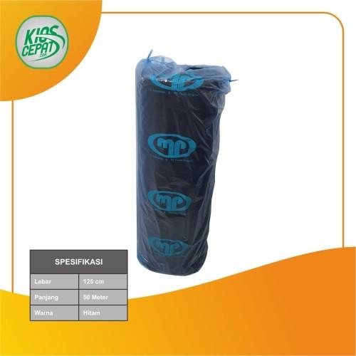 Foto Produk [GOJEK/GRAB] Bubble Wrap 50m x 125cm BLACK Premium Quality dari KiosCepat